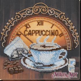 Набор-миди для вышивки бисером на натуральном художественном холсте Кофе и шоколад Абрис Арт AMB-039 - 209.00грн.