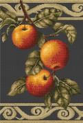 Набор для вышивки крестом Веточка яблони