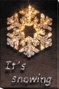 Набор стринг-арт Снежинка