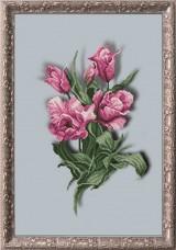 Набор для вышивки крестом Триумф 1 Краса и творчiсть 10814