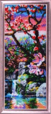 Набор для вышивки бисером Фудзияма Ч.3 Баттерфляй (Butterfly) 387Б