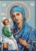 Набор для вышивки крестом Божья Матерь Иерусалимская