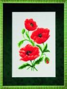 Набор для вышивки бисером Любимые цветы
