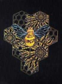 Набор для вышивки в смешанной технике Пчелиный рай  Абрис Арт АН-124 - 223.00грн.