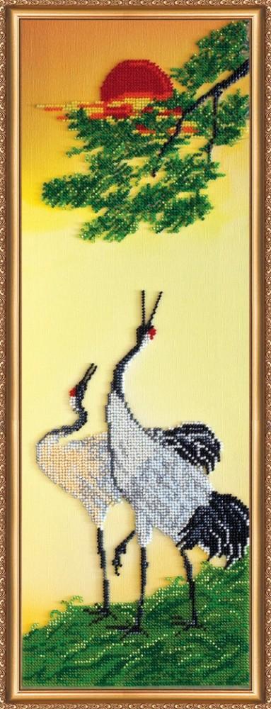 Набор для вышивки японским бисером