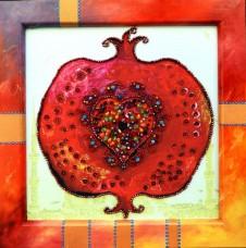 Набор для вышивки бисером Плод Богов Миледи НЮ-031