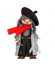 Набор для шитья куклы Девочка Франция Zoosapiens К1085Z
