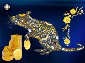 Схема вышивки бисером на атласе Несу богатство