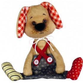 Набор для шитья мягкой игрушки Собачка