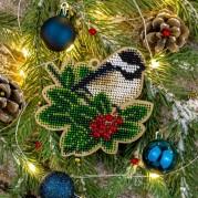 Набор для вышивки бисером по дереву FLK-379