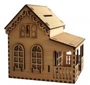 Набор -деревянный конструктор Копилка на Дом