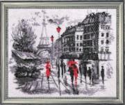 Набор вышивки бисером Париж