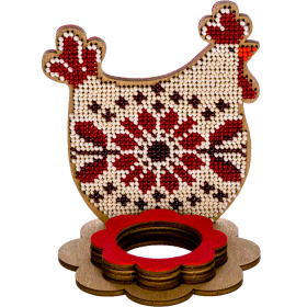 Набор для вышивки бисером по дереву Курочка Волшебная страна FLK-266 - 173.00грн.