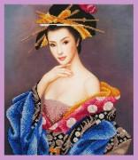 Набор для вышивки бисером Очарование Азии