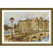 Набор для вышивки крестом Амстердам