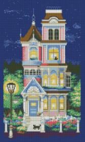Набор для выкладки алмазной мозаикой Милый дом