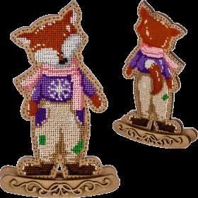 Набор для вышивки  бисером по дереву Лис Волшебная страна FLK-291 - 330.00грн.