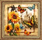 Набор для вышивки бисером Привет из Украины