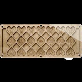 Органайзер для бисера с крышкой FLZB-095 Волшебная страна FLZB-095 - 210.00грн.