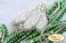 Набор для вышивки броши велюре Подснежник Tela Artis (Тэла Артис) Б-007ТА