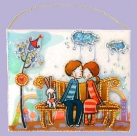 Набор для вышивки бисером Подарочный конвертик Баттерфляй (Butterfly) F503 - 52.00грн.