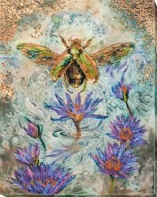Набор для вышивки бисером Золотой жук Абрис Арт АВ-724 - 532.00грн.
