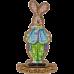 Набор для вышивки  бисером по дереву Заяц Волшебная страна FLK-290