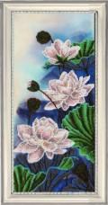 Набор для вышивки бисером Лотосы Баттерфляй (Butterfly) 261Б