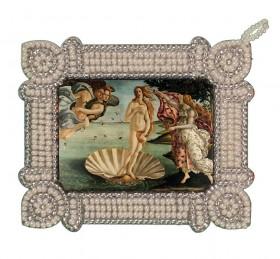 Набор для вышивки подвески бисером Рождение Венеры