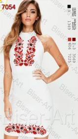 Заготовка женского льняного платья для вышивки бисером Biser-Art Bis7054 - 400.00грн.