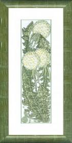 Набор для вышивки в смешанной технике Полевой модерн Cristal Art ВТ-1016 - 120.00грн.