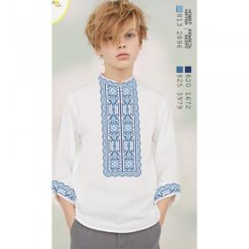 Заготовка для выишивки сорочки для мальчика на льне Biser-Art 1298 - 254.00грн.