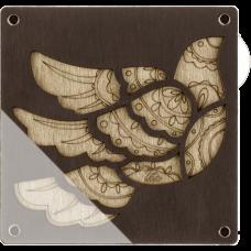 Органайзер для бисера с крышкой Волшебная страна FLZB-039