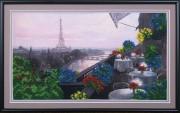 Набор для вышивки бисером Вечерний Париж