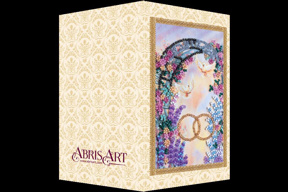 Открытки бисером от абрис арт
