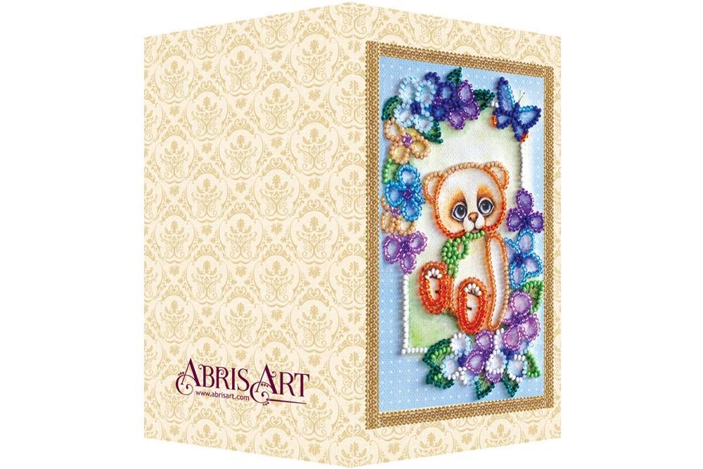 Нарисованный человек, абрис арт открытки
