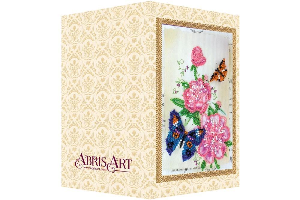 Абрис арт открытки
