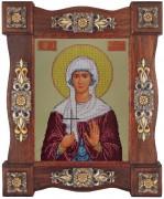 Набор для вышивки бисером Св. Фотиния (Светлана)