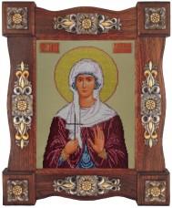 Набор для вышивки бисером Св. Фотиния (Светлана) Краса и творчiсть 40610