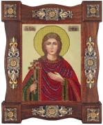 Набор для вышивки бисером Св. Ирина