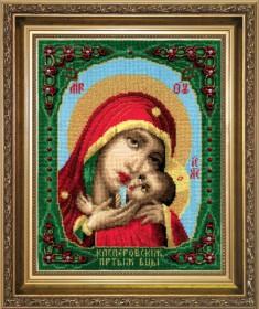 Образ Пресвятой Богородицы Касперовской, , 273.00грн., А099, Чарiвна мить (Чаривна мить), Иконы