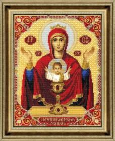 Икона Пресвятой Богородицы Неупиваемая Чаша, , 194.00грн., 324, Чарiвна мить (Чаривна мить), Иконы