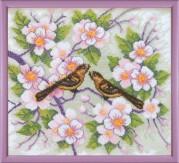 Птицы на дереве