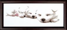 Три щенка Чарiвна мить (Чаривна мить) А014