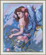 Набор для вышивки крестом Ангел с луком