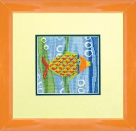 Золотая рыбка, , 102.00грн., А058, Чарiвна мить (Чаривна мить), Жители моря