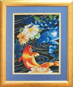 Две рыбки, , 176.00грн., 509, Чарiвна мить (Чаривна мить), Жители моря