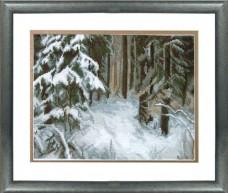 Зимний лес Чарiвна мить (Чаривна мить) 532