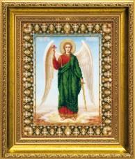 Набор для вышивки бисером Икона Ангела Хранителя Чарiвна мить (Чаривна мить) б-1017