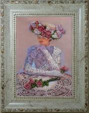 Набор для вышики бисером Волнение Краса и творчiсть 10210